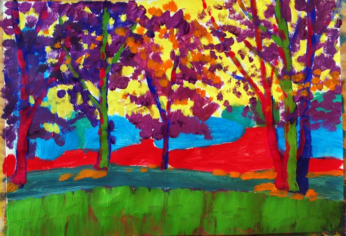 kunstmakerij schildercursus