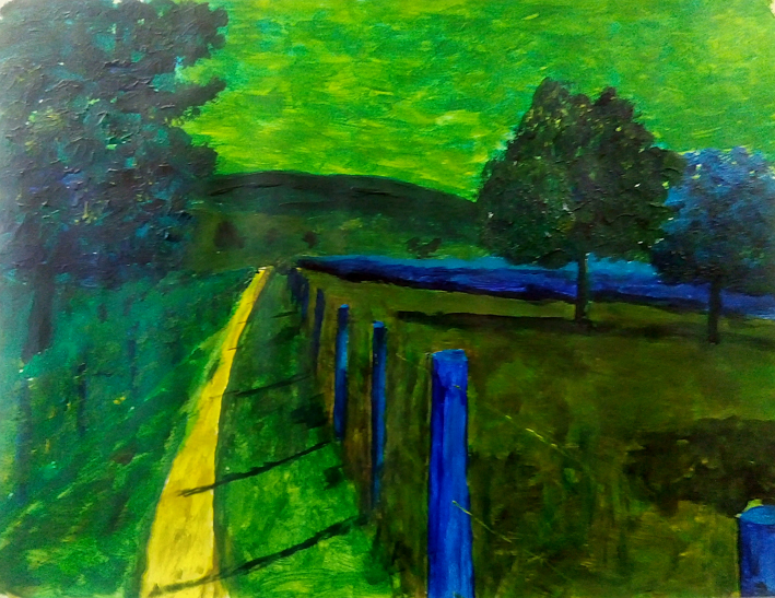 kunstmakerij sophie Bekkering schildercursus