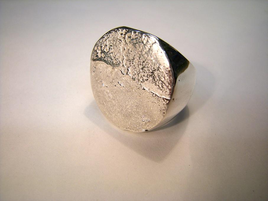 zilver gieten edelsmeden