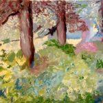 olieverf landschap buiten schilderen